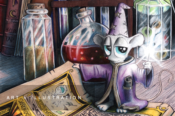 Wizard's Spell Book