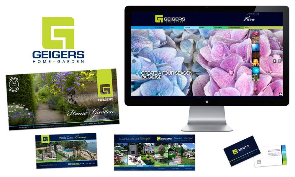 Geigers Logo and Branding Materials