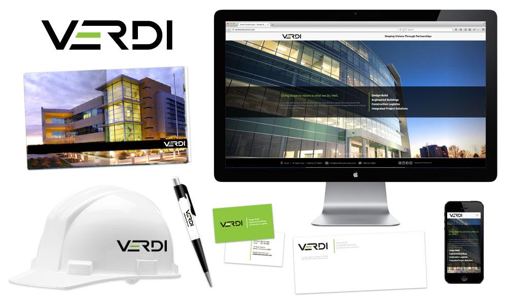 custom mobile friendly website design for construction firm
