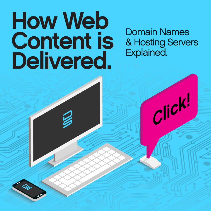 Domain name and hosting explained