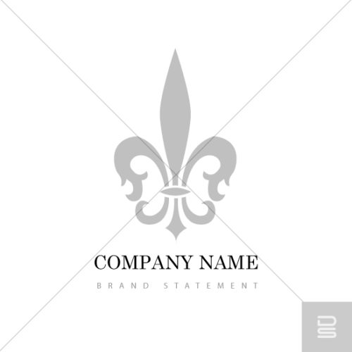 shop-premade-logo-fleur-de-lis-design-for-sale-in-fairfield-county-ct