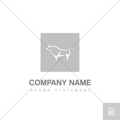 shop-premade-logo-spanish-bull-standing-logo-design-for-sale-in-fairfield-county-ct