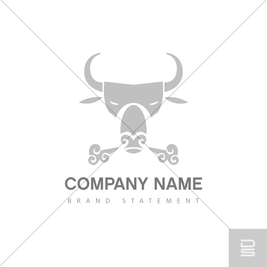 shop-premade-logo-spanish-bull-with-horns-logo-design-for-sale-in-fairfield-county-ct