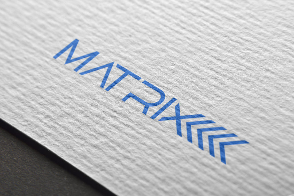 matrix robotics brand design