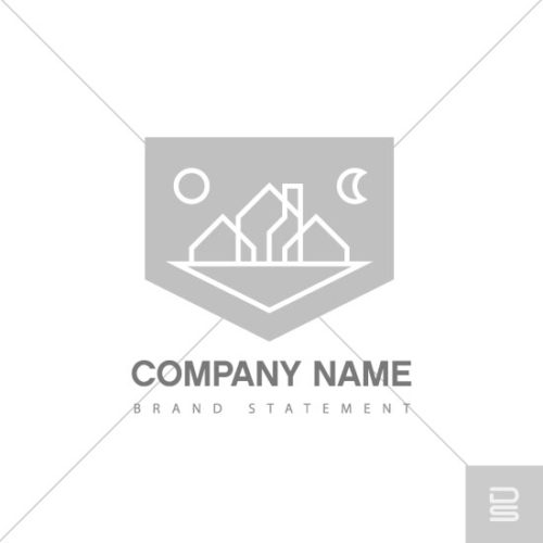 shop-premade-logo-abstract-buildings-shape-logo-design-for-sale-in-fairfield-county-ct
