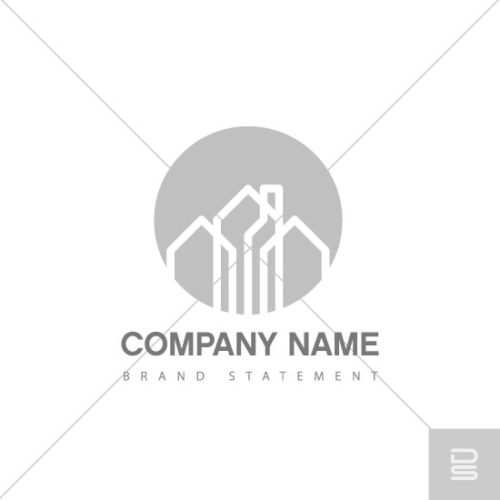 shop-premade-logo-minimalist-buildings-circle-logo-design-for-sale-in-fairfield-county-ct