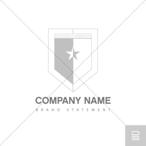 shop-premade-logo-star-shield-vector-logo-design-for-sale-in-fairfield-county-ct